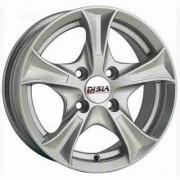 Легкосплавный диск Disla Luxury 406 6.0х14 4x108 ET 37 DIA 67.1 S