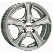 Легкосплавный диск Disla Luxury 406 6.0х14 4x100 ET 37 DIA 67.1 SD