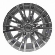 Легкосплавный диск Wolf Sensation - 427 6.5х15 4x114.3 ET 40 DIA 67.1 MS