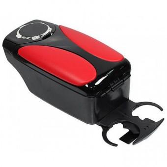 Подлокотник Vitol HJ48004 (черный + красный)