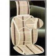 Накидка на сидение Vitol SC9025 бамбуковая