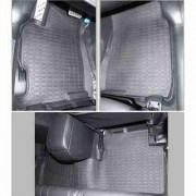 Коврики в салон Stardiamond для Mazda 6, год выпуска 2007-… черные