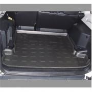 Коврик в багажник Stardiamond для Mitsubishi Pajero, год выпуска 2006-… черный