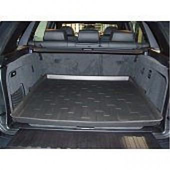 Коврик в багажник Stardiamond для Mercedes - Benz GLK X204, год выпуска 2008-… черный