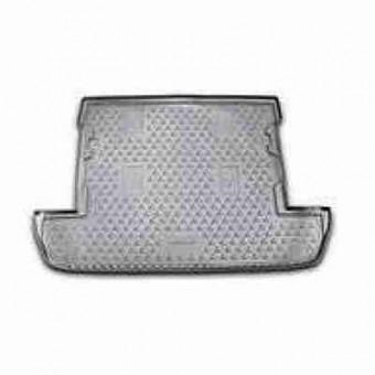 Коврик в багажник Stardiamond для Lexus LX570, год выпуска 2008 серый