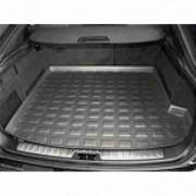 Коврик в багажник Stardiamond для BMW X6, год выпуска 2008-… черный