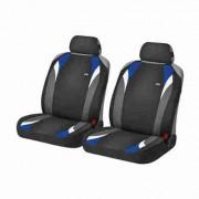 Комплект автомаек Hadar&Rosen FORMULA 21147 черный / голубой