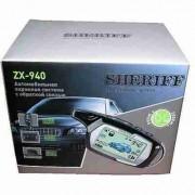 Двусторонняя сигнализация Sheriff ZX - 940