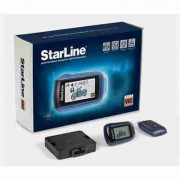 Двусторонняя сигнализация Star Line MOTO V62