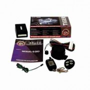Двусторонняя сигнализация Tiger Moto MBR - 100