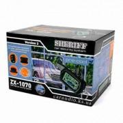 Двусторонняя сигнализация Sheriff ZX - 1070
