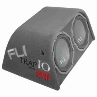 Корпусной сабвуфер FLI Trap 10 Twin Active (F2 F3)