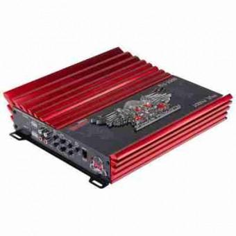 Четырехканальный усилитель Power Acoustik D4-1000