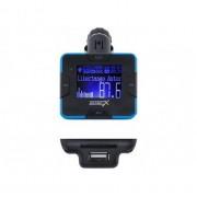 FM - модулятор Grand - X CUFM22 blue