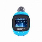 FM - модулятор Grand - X CUFM25GRX Blue