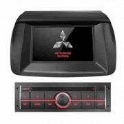 Штатная автомагнитола Штатная магнитола PMS MPS - 5512 Mitsubishi Pajero Sport