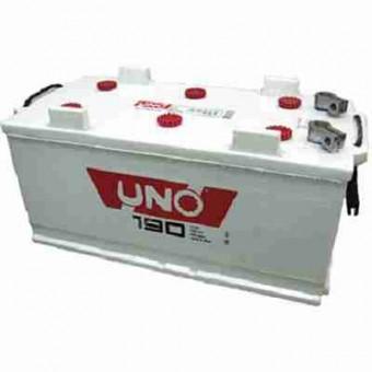 Аккумулятор автомобильный Uno 6CT - 190 (3)