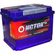 Аккумулятор автомобильный Исток Стандарт 6CT - 66 (0)