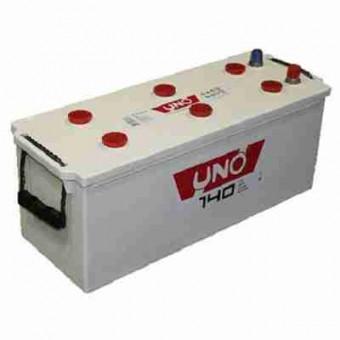 Аккумулятор автомобильный Uno 6CT - 140 (3)