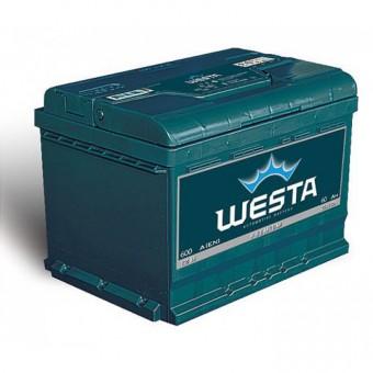 Аккумулятор автомобильный Westa 6CT - 65 (0)
