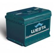 Аккумулятор автомобильный Westa 6CT - 60 (0)