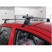 Автобагажник Десна Авто на Cherry M11 Hatchback, год выпуска 2011-..., для автомобиля с гладкой крышей