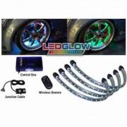 Подсветка дисков LEDGlow LU - W01 Million Color