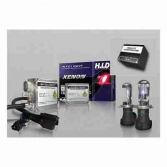 Комплект ксенона Комплект Xenon Infolight H1 4300K