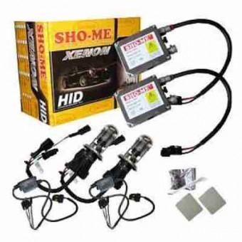Комплект ксенона Sho-Me Комплект Xenon Sho - me Infol. H4 PROби 6000