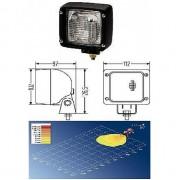 Фары рабочего света Hella Ultra Beam Standard (1GA 007 506-001)
