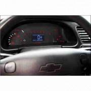 Приборная панель Gamma GF 642 Chevrolet Lanos, Zaz Sens