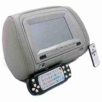 Монитор в подголовник Klyde KL - 4720 Grey