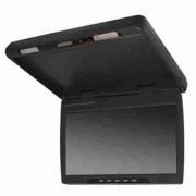 Потолочный монитор Clayton VDTV - 1805 BL, чёрный