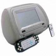 Монитор в подголовник Klyde KL - 4720 DA Black