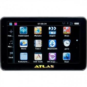 Автомобильный навигатор Atlas A5 (Навител)
