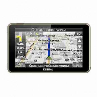 Автомобильный навигатор Digital DGP-5071