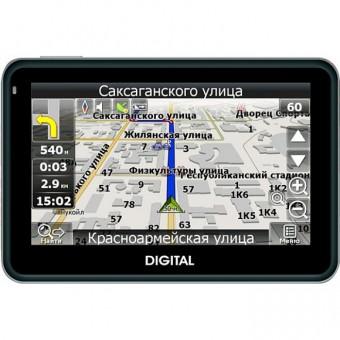 Автомобильный навигатор Digital DGP-4331