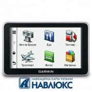 Автомобильный навигатор Garmin Nuvi 2450 Europe (Навлюкс)