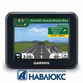Автомобильный навигатор Garmin Nuvi 30 + чехол (Навлюкс)
