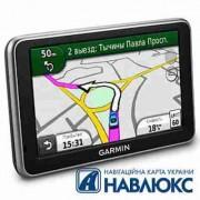 Автомобильный навигатор Garmin Nuvi 2460LT Europe (Навлюкс)