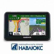 Автомобильный навигатор Garmin Nuvi 40 (Навлюкс)