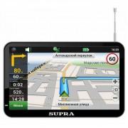 Автомобильный навигатор Supra SNP - 707DT (навител)