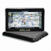 Автомобильный навигатор Atlas E5 (Навител)