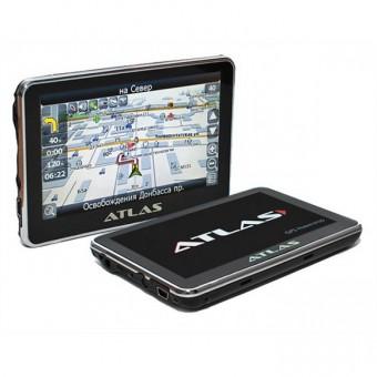 Автомобильный навигатор Atlas E4