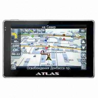 Автомобильный навигатор Atlas 50 VR