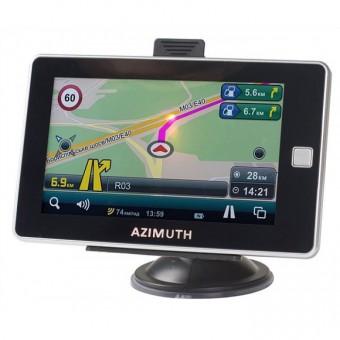 Автомобильный навигатор Azimuth B50